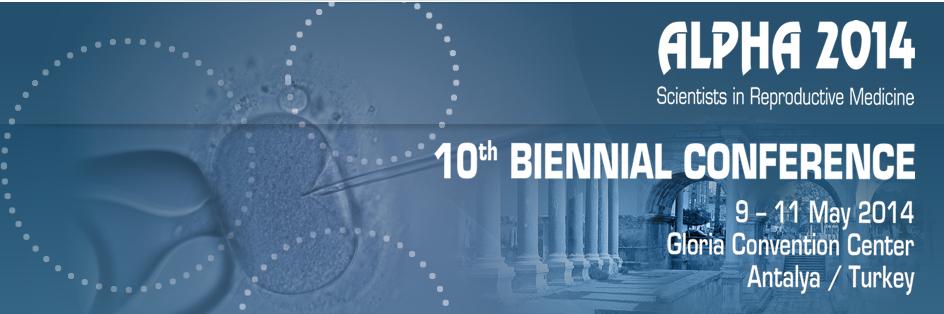 2 posters presentations at 10th Biennial Conference, Antalya, Turkey