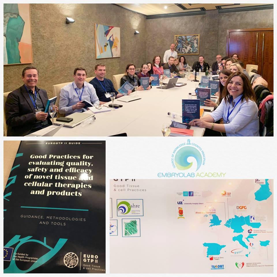 Euro GPT II Dissemination , Sitges, Spain 2019