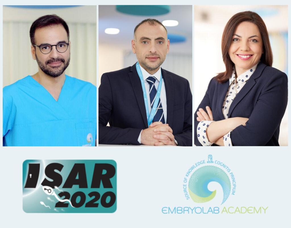 isar 2020 embryolab academy speakersacademy